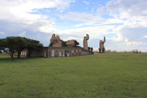 Platrand Boer Memorial, Ladysmith battlefield photographs