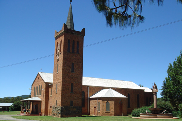 Kevelaer Mission Church Donnybrook