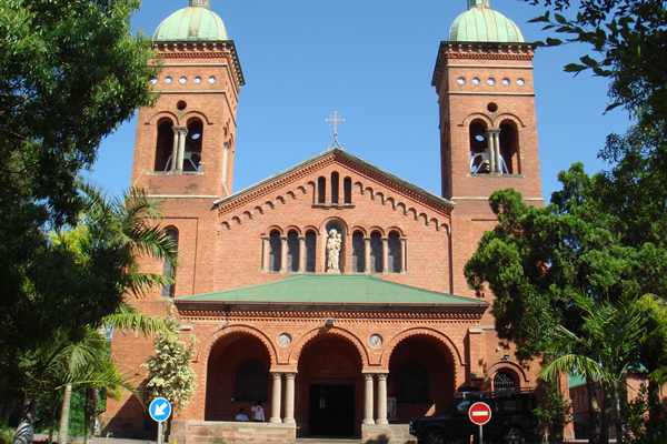 Mariannhill Mission Cathedral