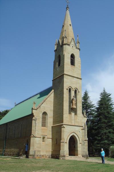 Reichenau Mission Church