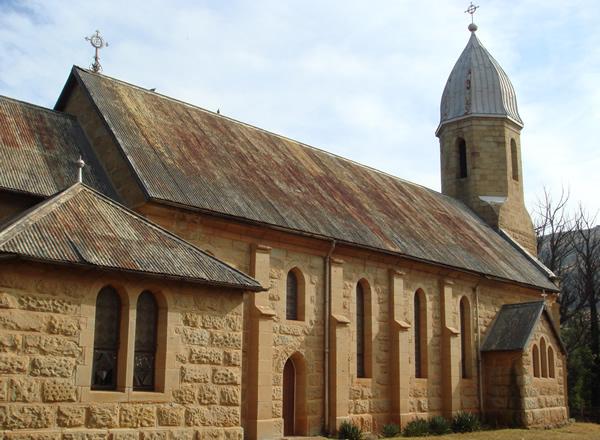 Clairvaux Mission Church