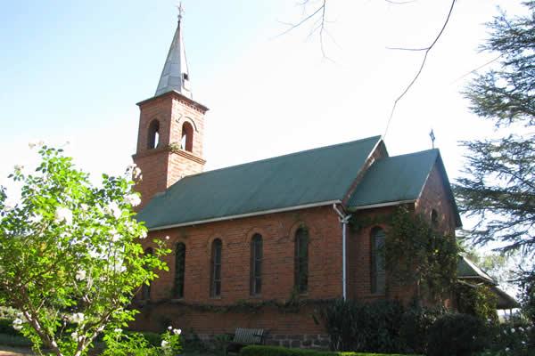 St Isidore church Kings Grant