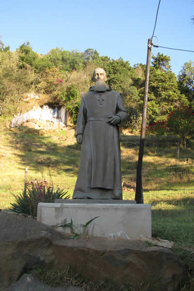 Abbot Francis Pfanner at Emaus Mission