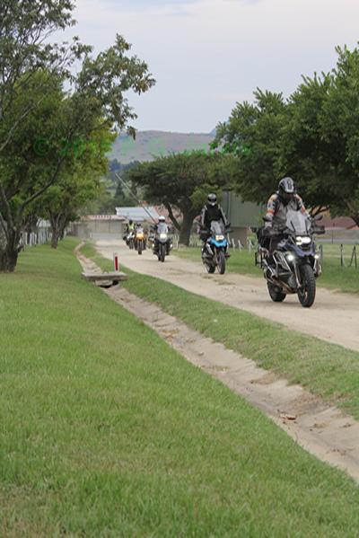 Ryder Motorrad Battlefields motorbike tour at Talana Museum