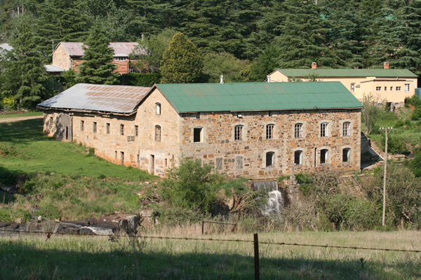Reichenau Mission Mill