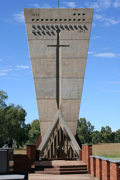 Aliwal North Concentration camp memorial battlefield photographs