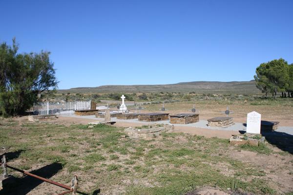 Anglo Boer War British Graves, Sutherland