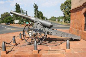 Long Cecil gun, Kimberley