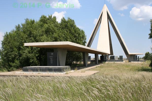 Magersfontein Boer memorial battlefield photographs